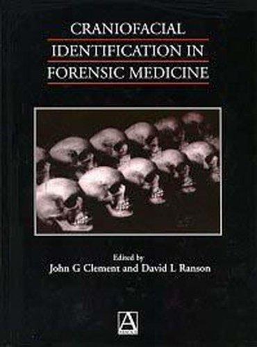 9780340607596: Craniofacial Identification in Forensic Medicine