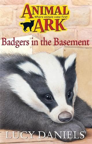 9780340607756: Badger in the Basement (Animal Ark #6)