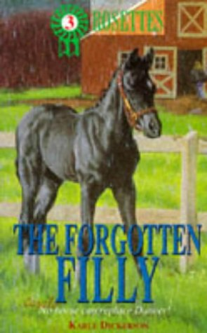 9780340608425: The Forgotten Filly
