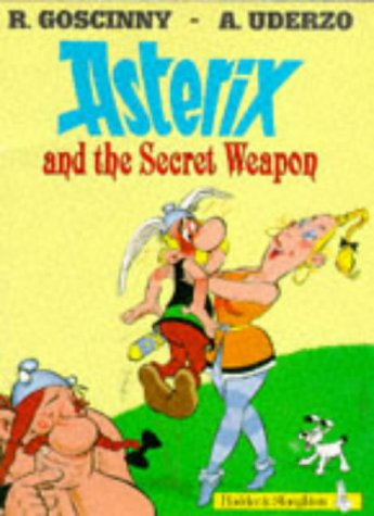 9780340611548: Asterix and the Secret Weapon (Pocket Asterix)