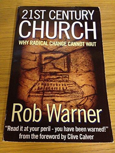 9780340612316: 21st Century Church