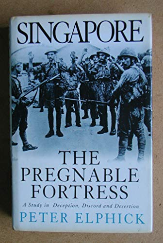 9780340613160: The Pregnable Fortress - A Study in Deception, Discord and Desertion