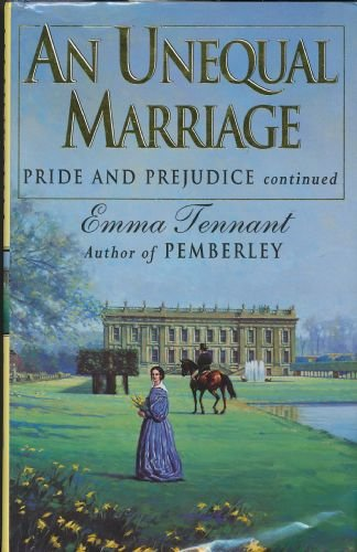 An Unequal Marriage: Emma Tennant