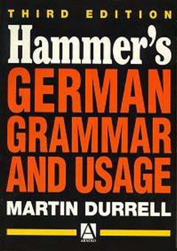 9780340614518: Hammer's German Grammar and Usage