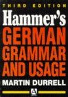 9780340614518: Hammer's German Grammar and Usage (Routledge Reference Grammars)