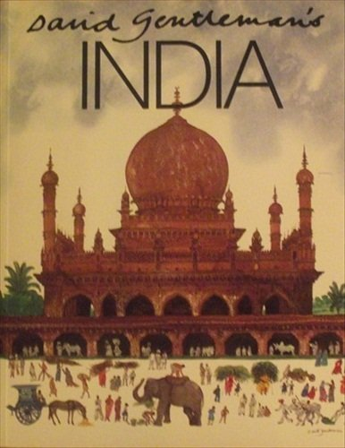 David Gentleman's India (A John Curtis book) (9780340617403) by David Gentleman