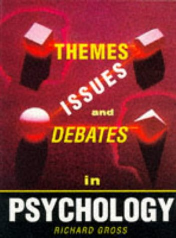 9780340620311: Themes, Issues, and Debates in Psychology