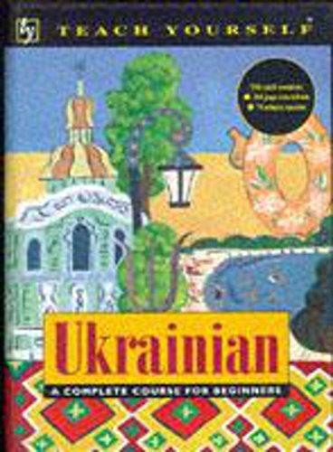 9780340620755: Ukrainian (Teach Yourself)