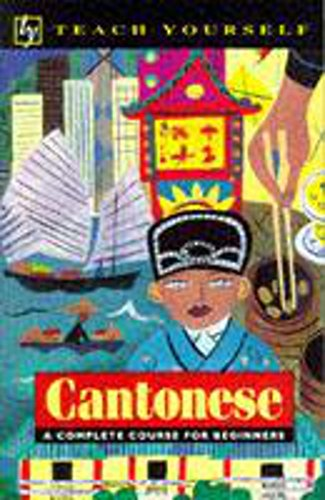 9780340620915: Cantonese (Teach Yourself)