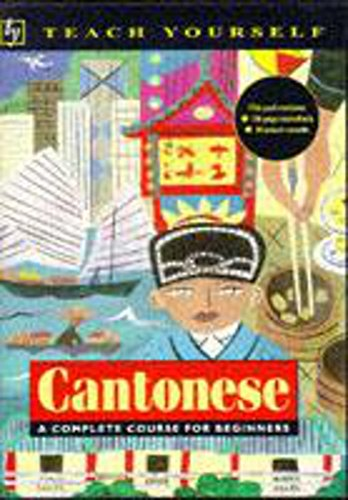 9780340620939: Cantonese (Teach Yourself)
