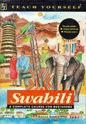 9780340620960: Swahili (Teach Yourself)