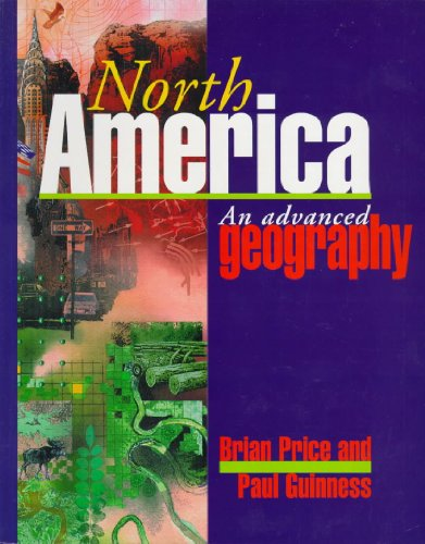 9780340621097: North America: An Advanced Geography