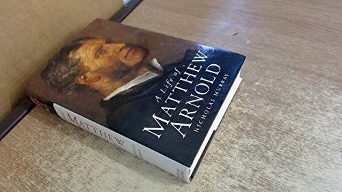 9780340624883: Life of Matthew Arnold