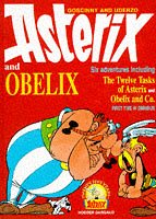 9780340626580: ASTERIX AND OBELIX (6 IN 1):