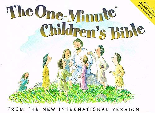 9780340628034: Bible: New International Version One-minute Children's Bible