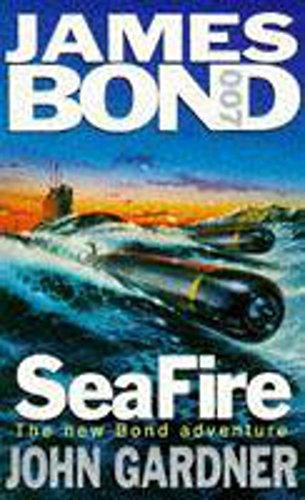 9780340628690: Seafire (James Bond 007)