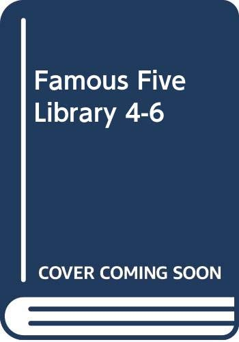 "9780340629697: Famous Five Library: ""Five Go to Smuggler's Top"", ""Five Go Off in a Caravan"", ""Five on Kirrin Island Again"" v. 2"