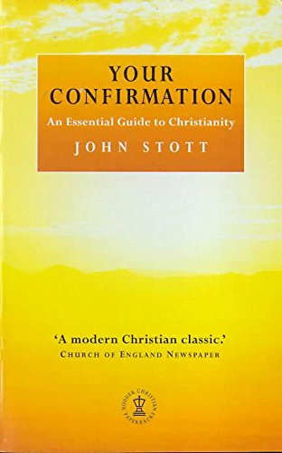 9780340630174: Your Confirmation: An Essential Guide to Christianity (Hodder Christian paperbacks)