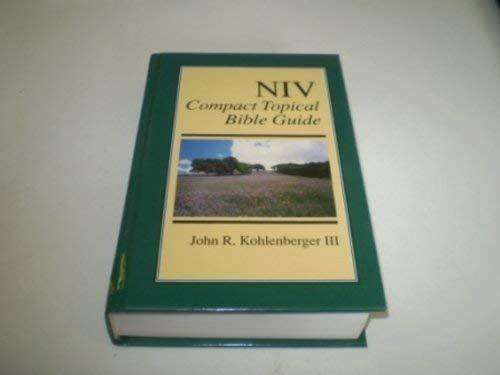 9780340630235: NIV Compact Topical Bible Guide