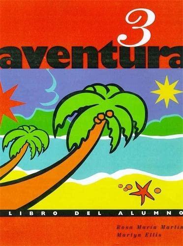 9780340630648: Aventura 3: Pupil's Book: Bk. 3