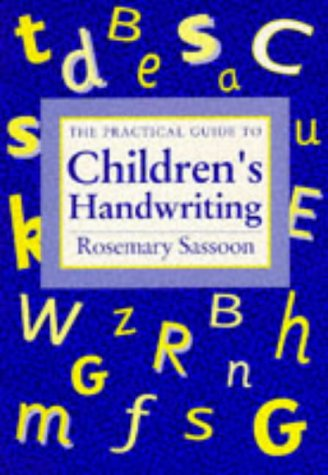 9780340630969: The Practical Guide to Children's Handwriting