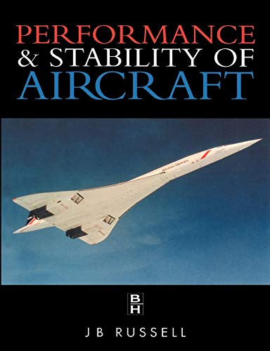 9780340631706: Performance and Stability of Aircraft