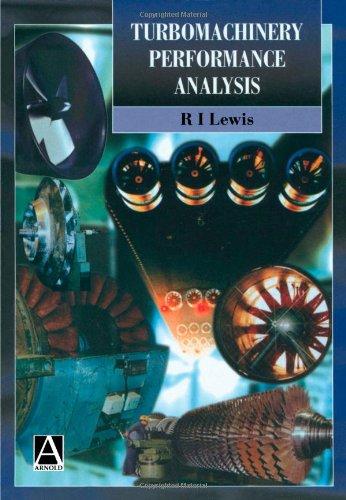 9780340631911: Turbomachinery Performance Analysis