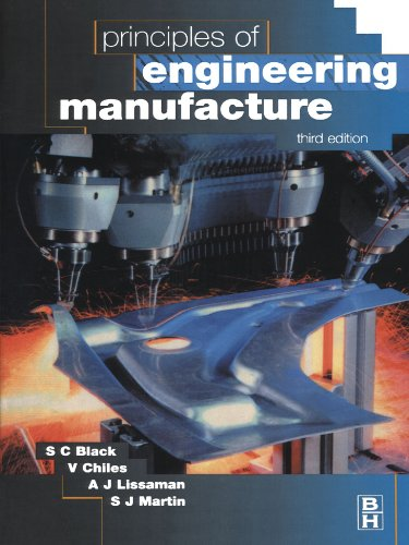 9780340631959: Principles of Engineering Manufacture
