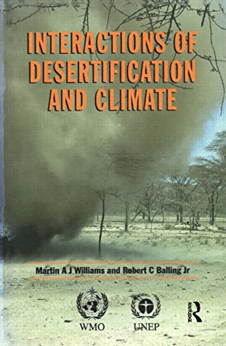 9780340632178: Interactions of Desertification & Climate