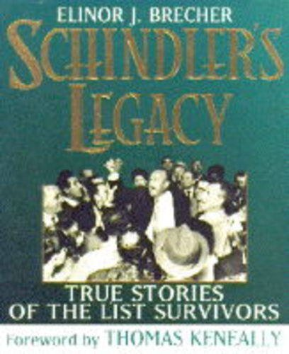 9780340632291: Schindler's Legacy