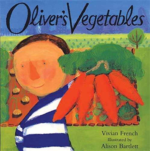 9780340634790: Oliver's Vegetables