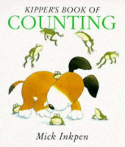 9780340634813: First Kipper: Kipper's Book of Counting