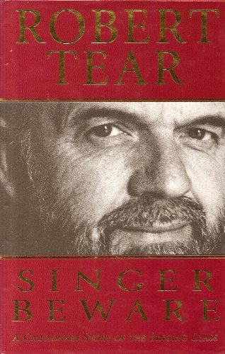 9780340638101: Singer Beware: A Cautionary Story of the Singing Class