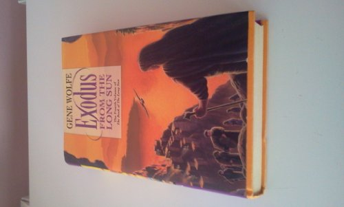 9780340638354: Exodus from the long sun (the fourth volume of The Book of the Long Sun)