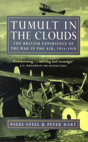 9780340638460: Tumult in the Clouds: British Experience of War in the Air, 1914-18
