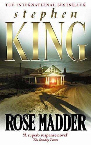 Rose Madder: King, Stephen