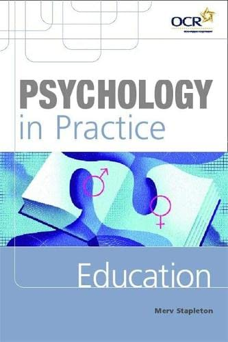 9780340643297: Psychology in Practice: Education