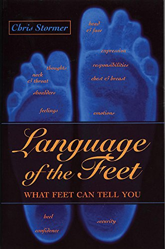 9780340643457: Language of the Feet: What Feet Can Tell You
