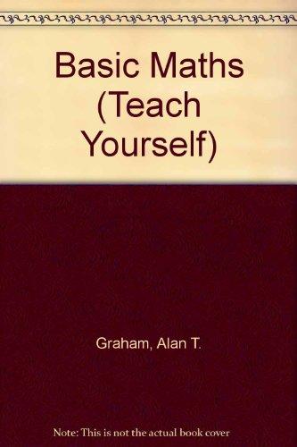 9780340644188: Basic Maths (Teach Yourself)
