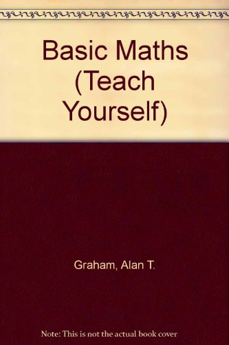 9780340644188: Basic Maths (Teach Yourself)