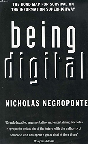 9780340645239: Being Digital