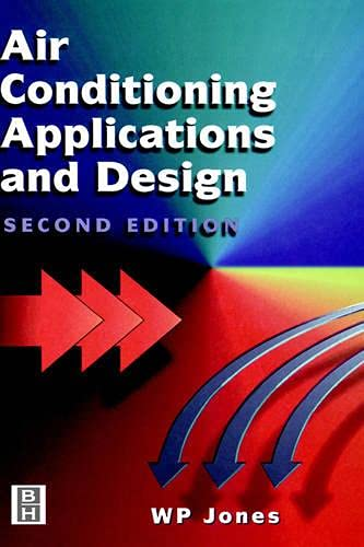9780340645543: Air Conditioning Application and Design