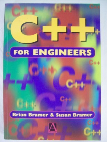 9780340645840: C++ for Engineers