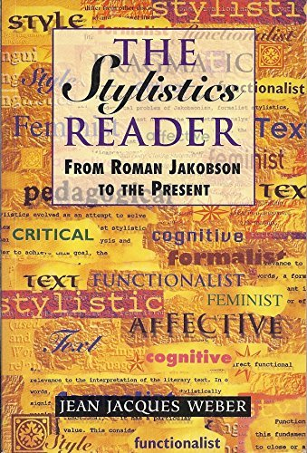 9780340646229: Stylistics Reader