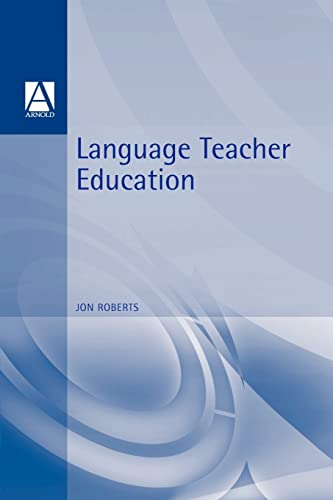 9780340646250: Language Teacher Education (Hodder Arnold Publication)