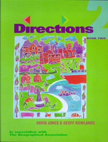 Directions (Bk. 2) (9780340647660) by David Jones; Geoff Rowlands