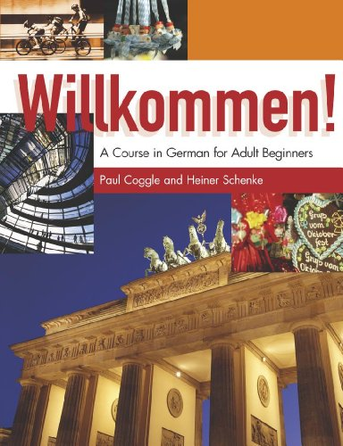 9780340648087: Willkommen!: Student's Book: A Course in German for Adult Beginners (English and German Edition)