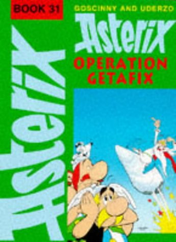 9780340648742: Operation Getafix: The Book of the Film (Asterix)