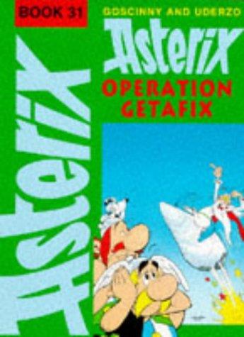 9780340648742: Operation Getafix: The Book of the Film (Asterix Comic)