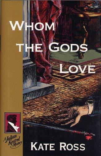 9780340649237: Whom the Gods Love